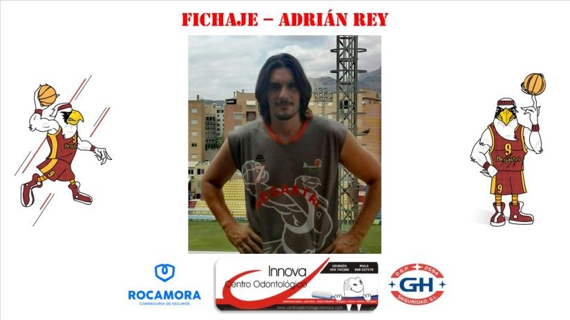 Fichaje Adrian Rey