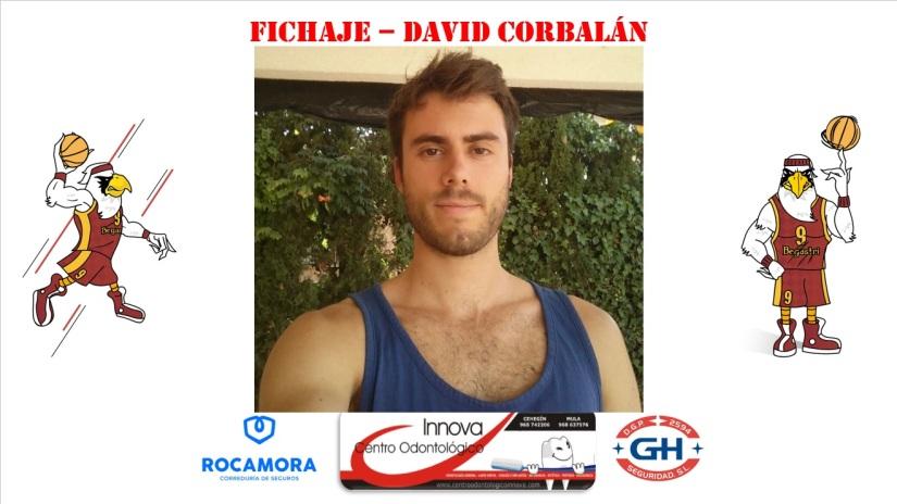 Fichaje David Corbalan