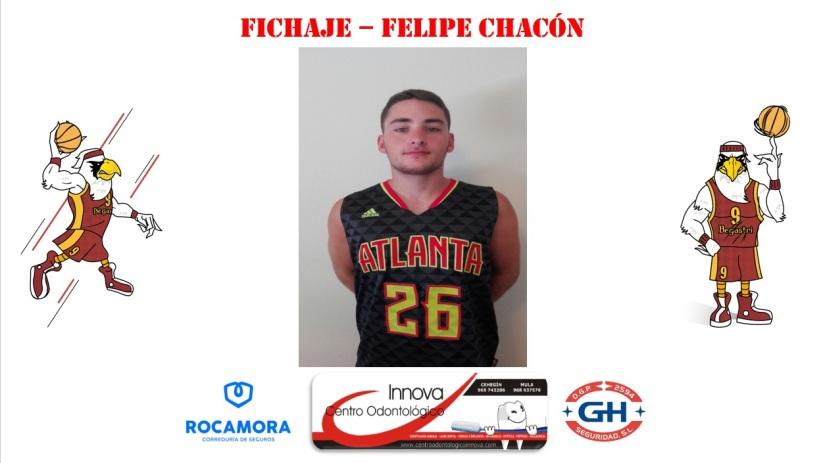 Fichaje Felipe Chacon