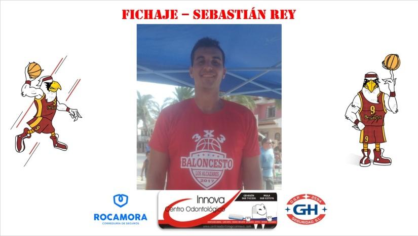 Fichaje Sebastian Rey