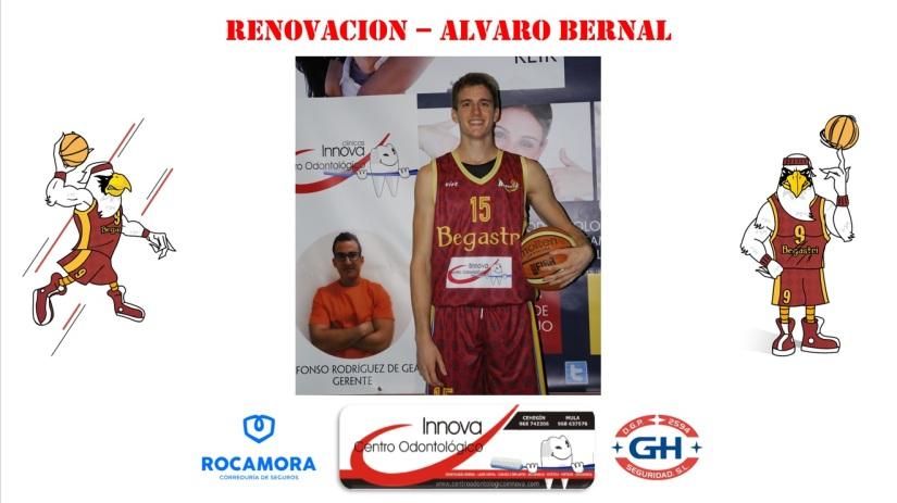Renovacion Alvaro Bernal