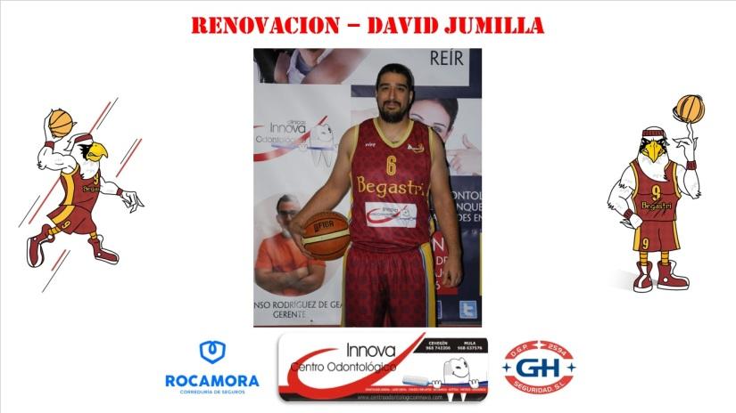 Renovacion David Jumilla
