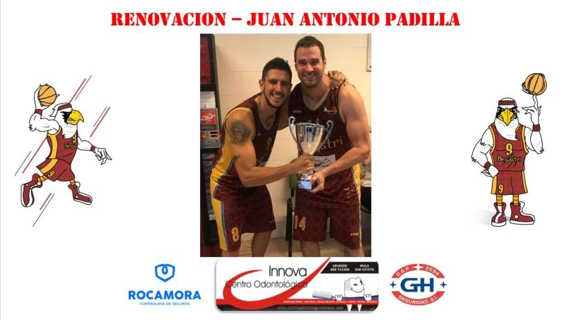 Renovacion Juan Antonio Padilla
