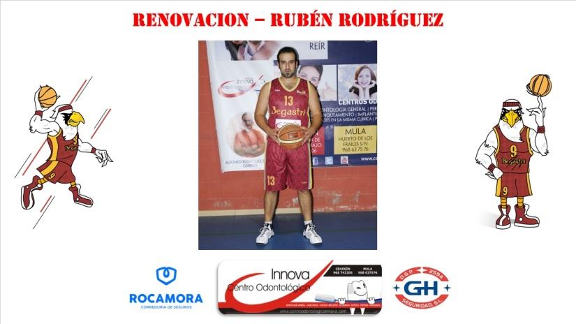 Renovacion Ruben Rodriguez