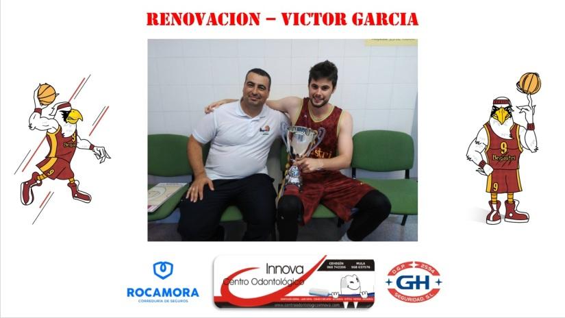 Renovacion Victor Garcia