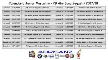Calendario Junior