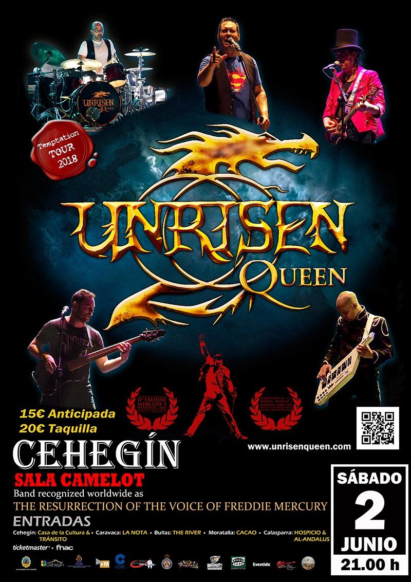 Cartel-Unrisen-Queen